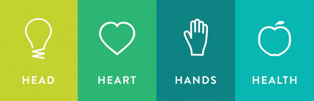 Head - Heart - Hands - Health