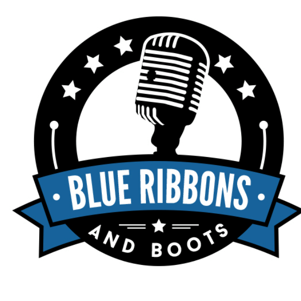 Blue Ribbons and Boots