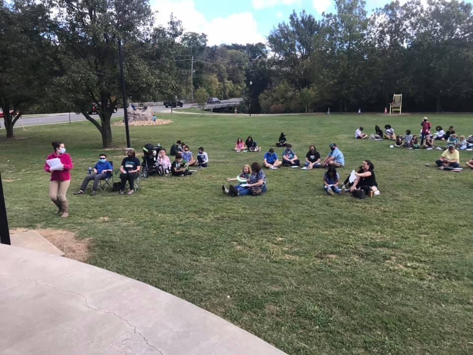 October 2020 Homeschool Club meeting